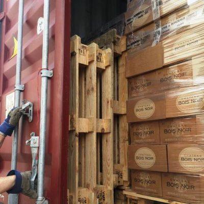 importateur vin chine