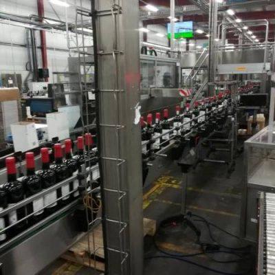 vente vin francais sur le marche chinois